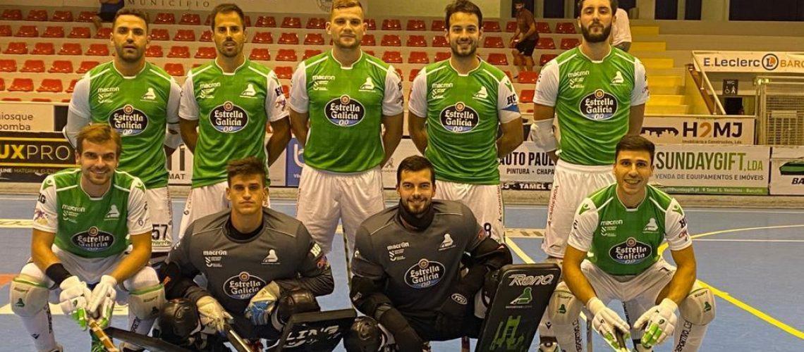 OC Barcelos - Deportivo Liceo